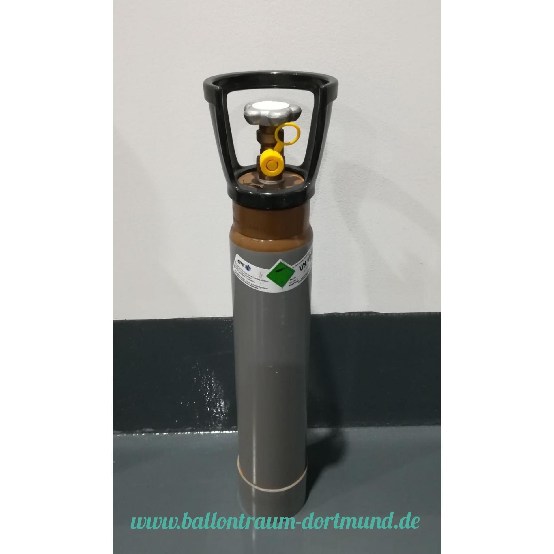 3L Ballongasflasche