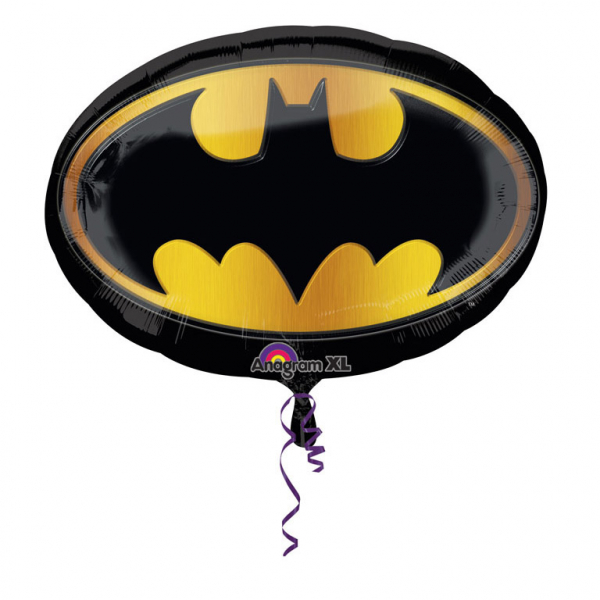 Batman Emblem Folienballon
