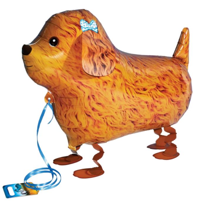 AirWalker Hund Pudel- Walking Balloon