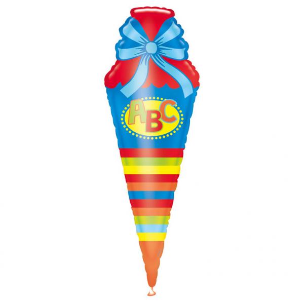 ABC Schultüte - Folienballon