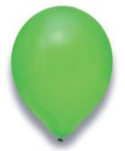 Latex Ballon limongrün