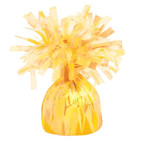 Ballongewicht gelb 180gr.