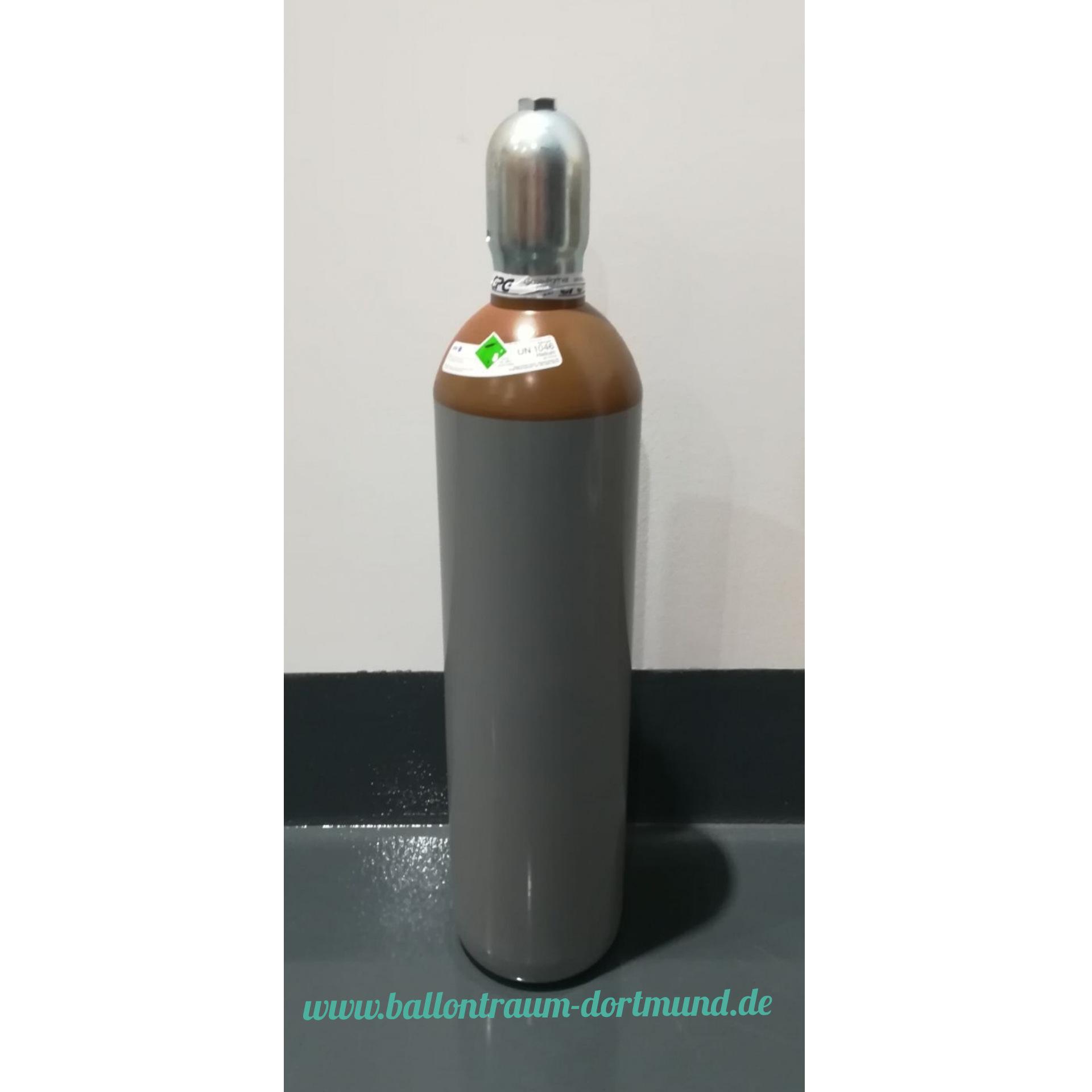 20L Ballongasflasche